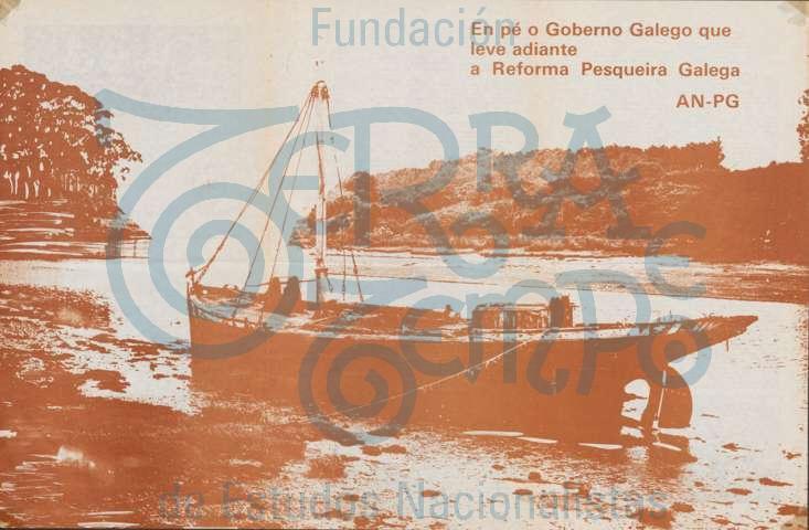 En pé o Goberno Galego que leve adiante a Reforma Pesqueira Galega